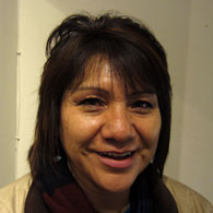 Bonnie Fragua of Jemez Pueblo