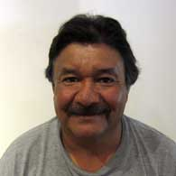 Franklin Tenorio of Santo Domingo Pueblo
