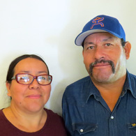 Julio Mora and Alma Soto are a husband and wife team of potters in Mata Ortiz, Mexico